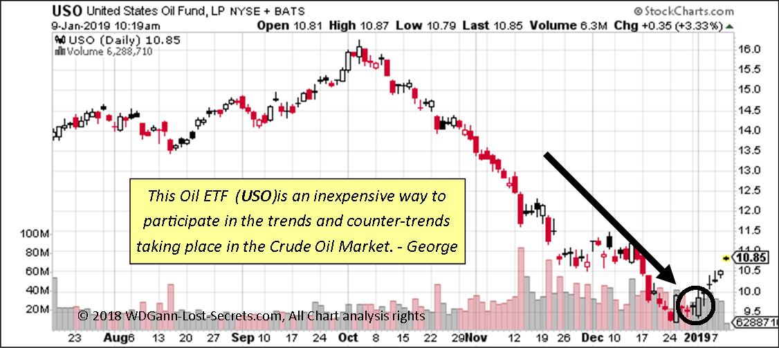 The Uso Stock Only Cost In 9 10 Range Around Time Signal Was Given And Options On This Etf Were Trading 6 7 Per